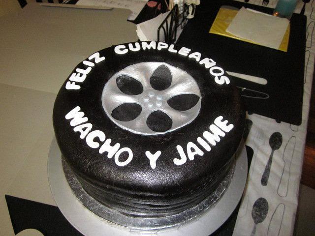 Birthday Tire