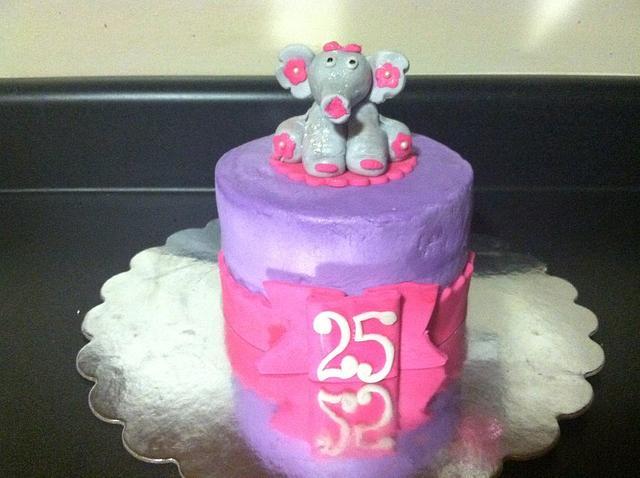 Girly Elephant Fun