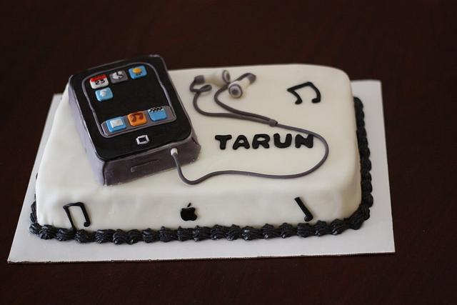 iTouch cake