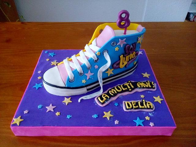 SPORT SHOE LUNA SOY CAKE 3D