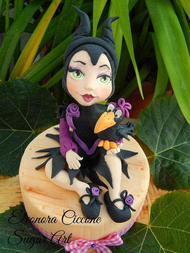 Maleficent baby !!!