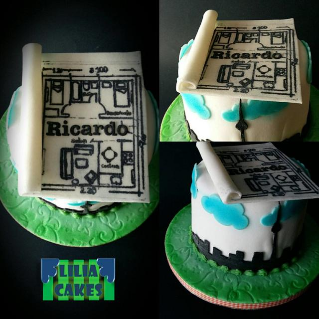 Cake for an Architect