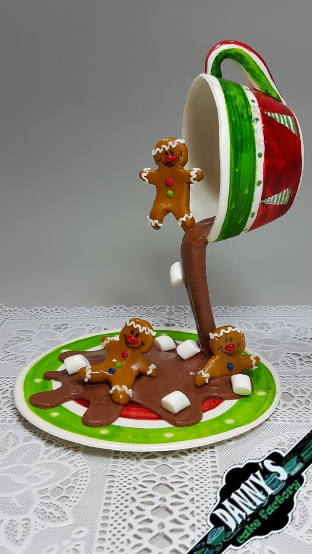 Gingerbread cookies madness