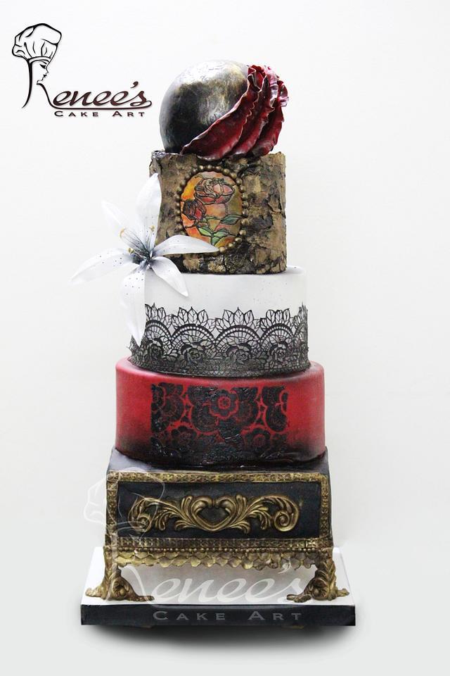 Wedding Cake #10