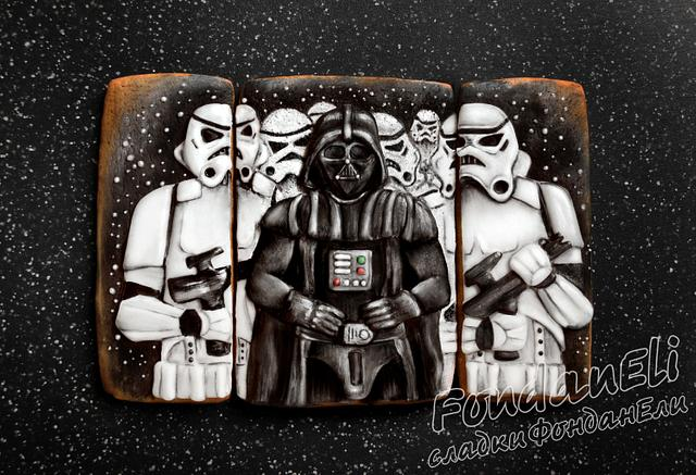 Star Wars (cookies)