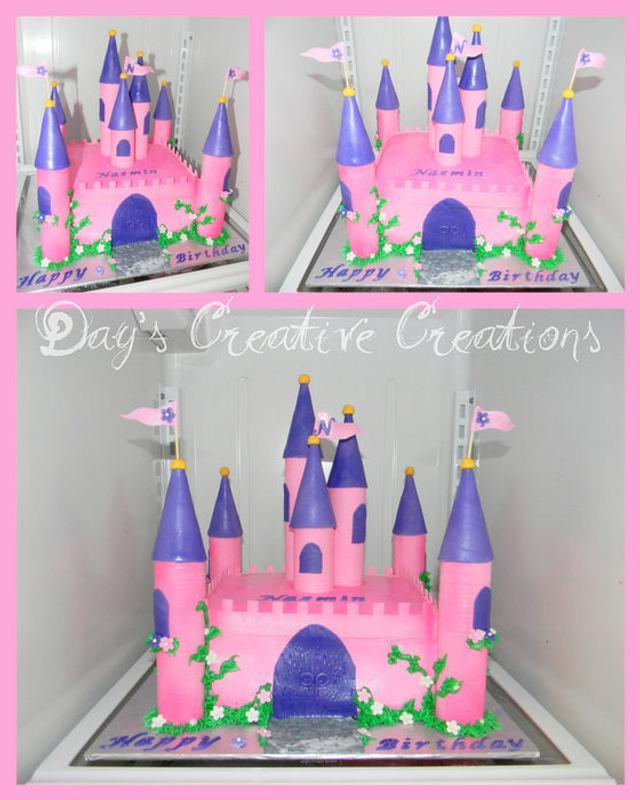 Princess Pink Castle