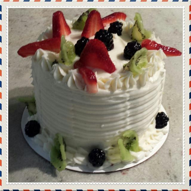 Nikki Birthday Cake