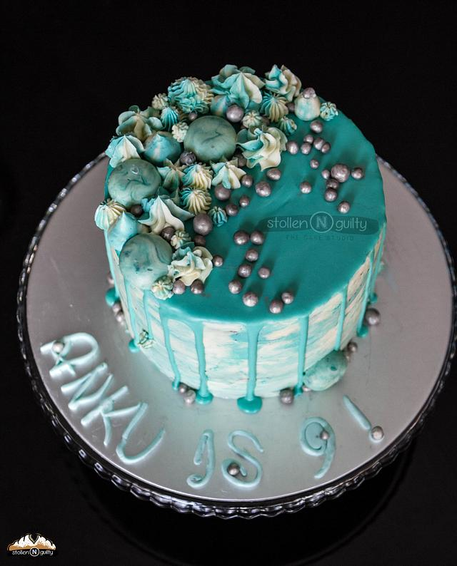 Teal delight