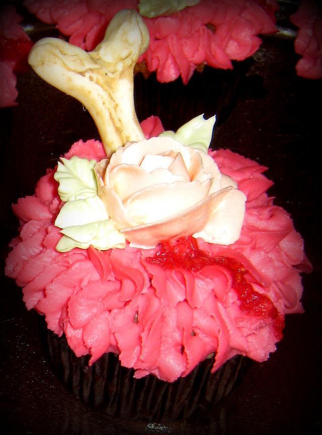 Cake and cupcakes -Sofia