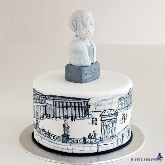 Sócrates cake