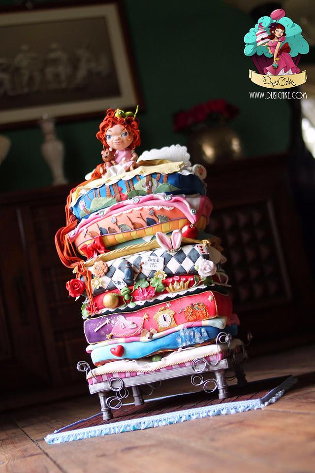 Gold Award @ Cake International Spring 2017