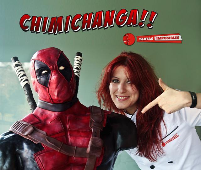 Deadpool (Comicake2015 collab)
