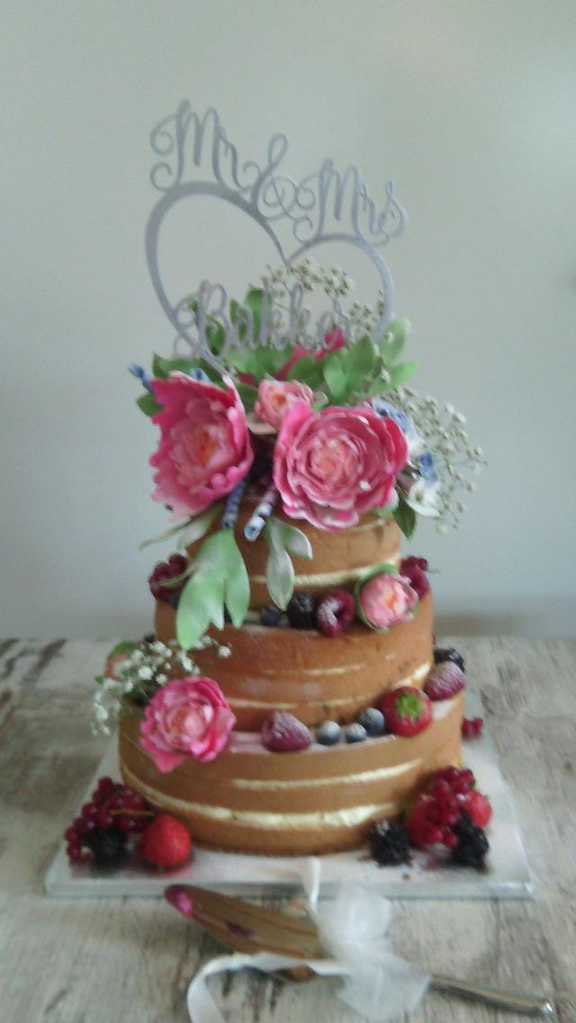 Weddingcake for my son
