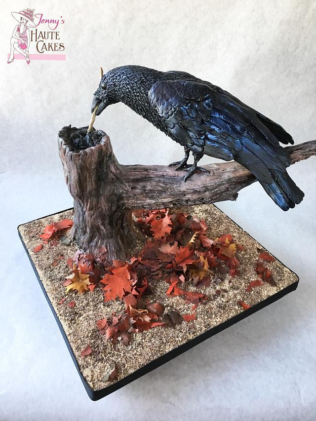 Crow - Animal Rights Collaboration