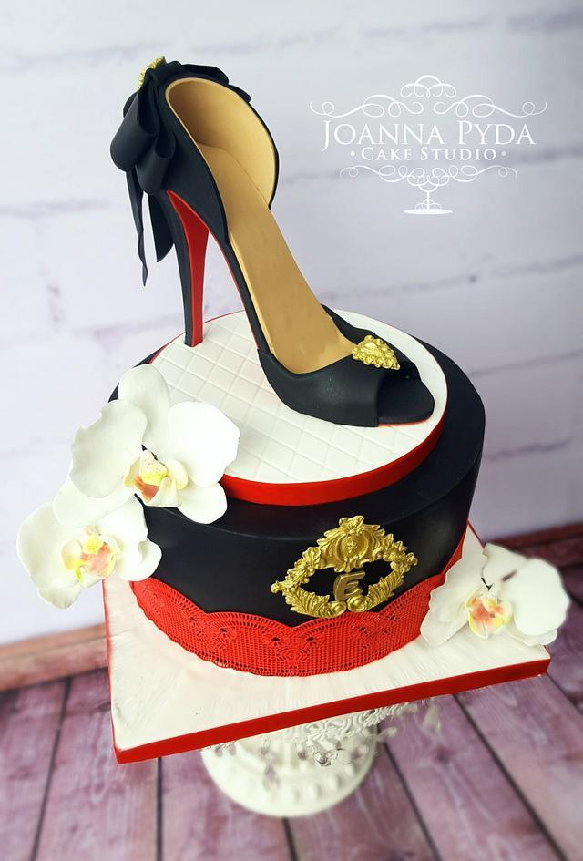 High Heel Elegance