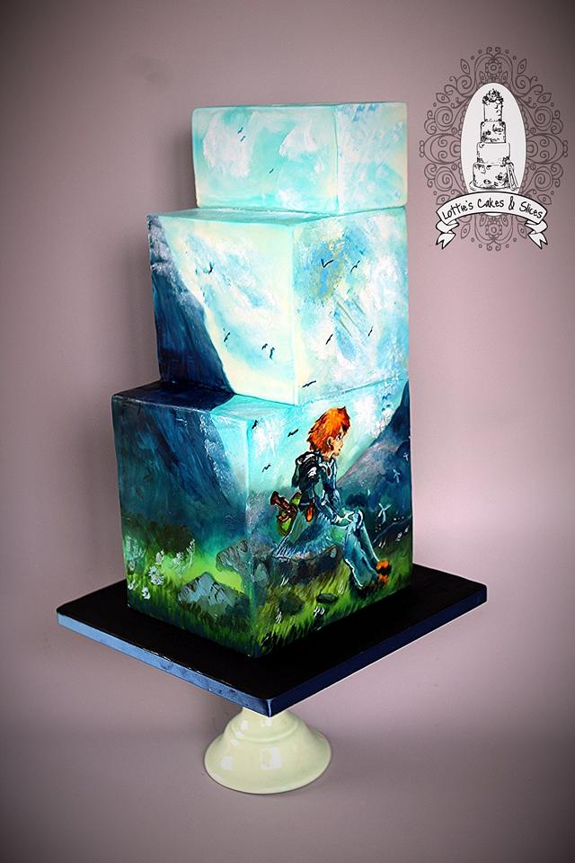Nausicaa of the Valley of the Wind ; Spirited Away Collabration