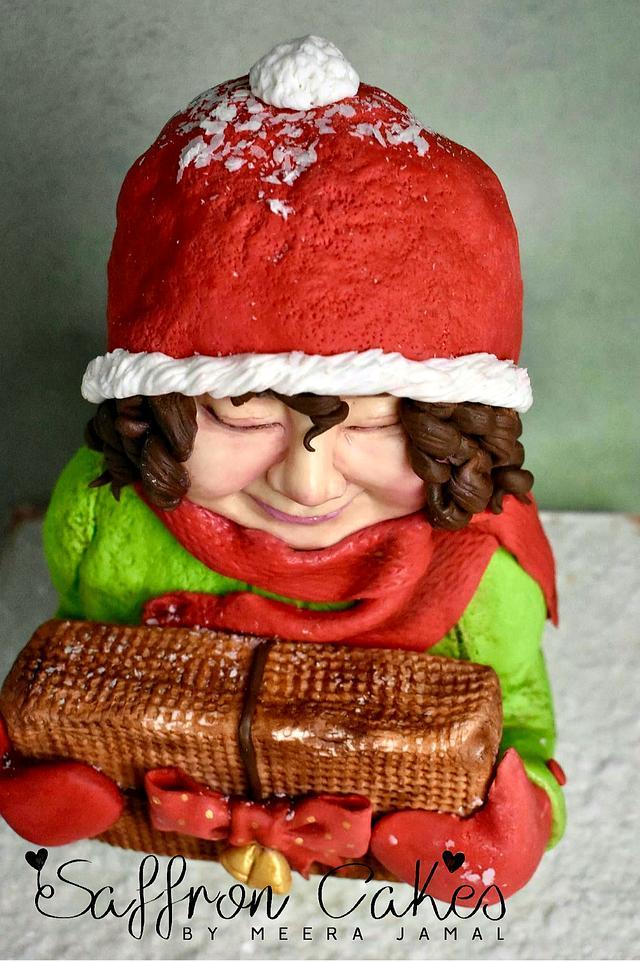 ''Christmas Present'' for CPC Christmas Collaboration