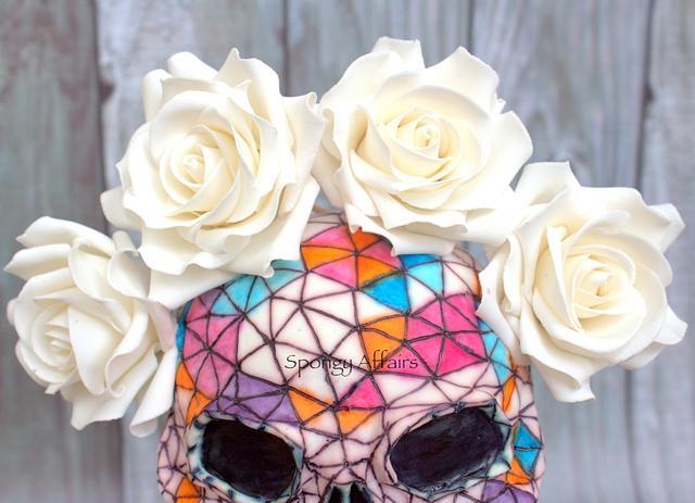 Sugar Skulls Collaboration 2016 - my contribution
