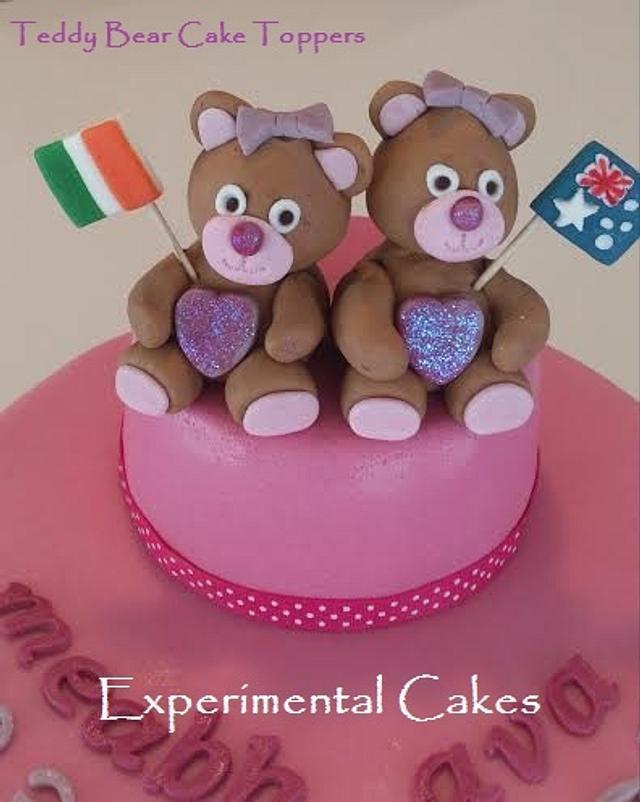 Irish & Australian Teddy Bears