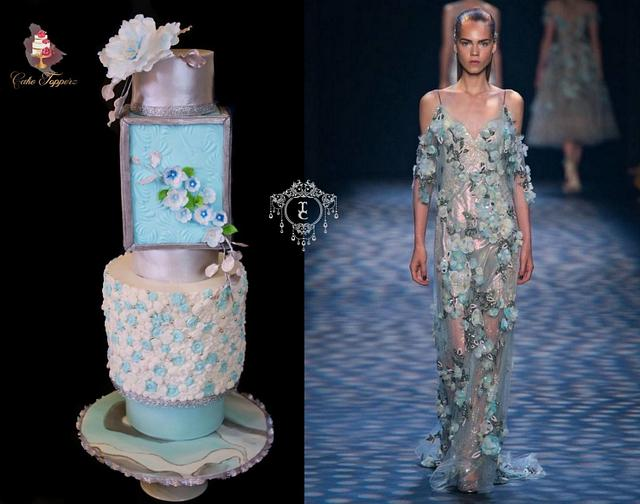 Couture Cakers International 2018 Collaboration