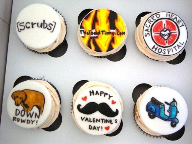 Scrubs Cupcakes