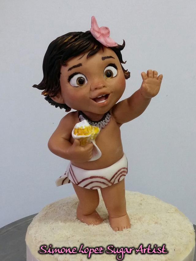 Moana-Vaiana from Disney movie Oceania-Moana