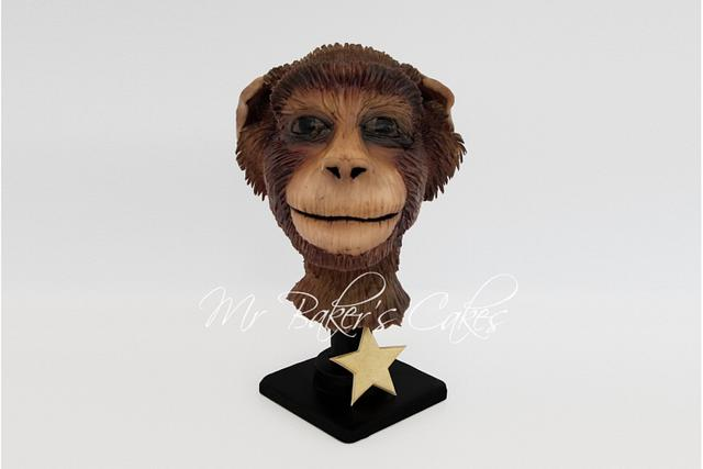 Anya's Stargazers Collaboration: Albert Monkey