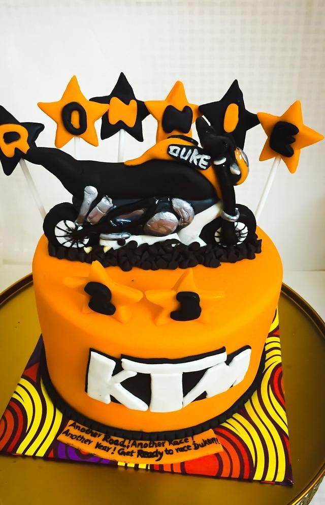 Ktm cake