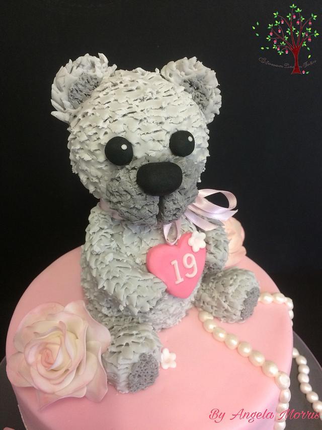 Cute Teddy Birthday
