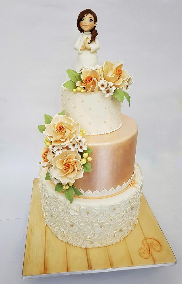 Cake First Communion