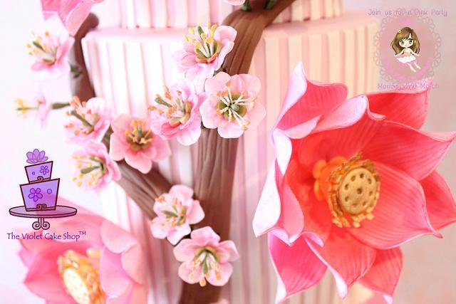 YASMINE's Fairyland Garden - PRETTY PINK for YASMINE Collaboration