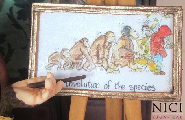 The involution of the species