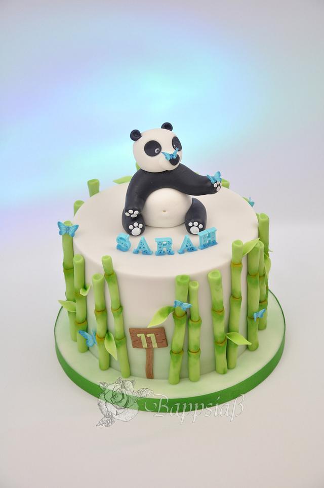 Birthdaycake for Sarah
