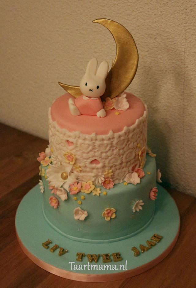 Sweet Miffy/Nijntje cake