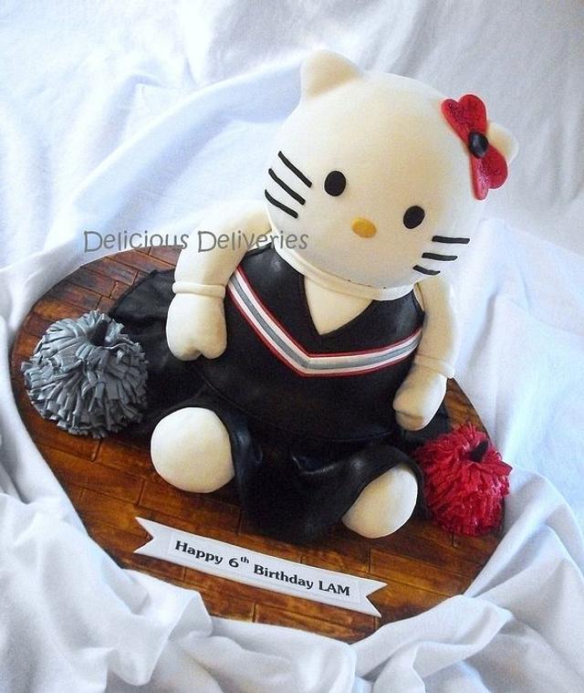 Hello Kitty Cheerleader