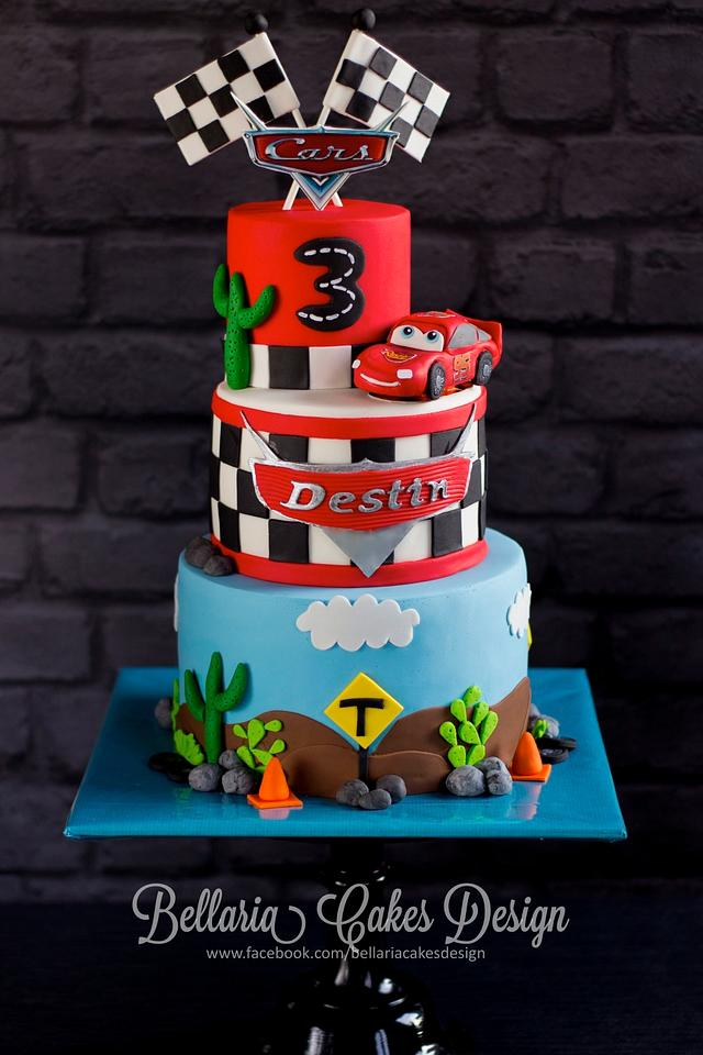 Outstanding Cars Birthday Cake Cake By Bellaria Cake Design Cakesdecor Funny Birthday Cards Online Alyptdamsfinfo