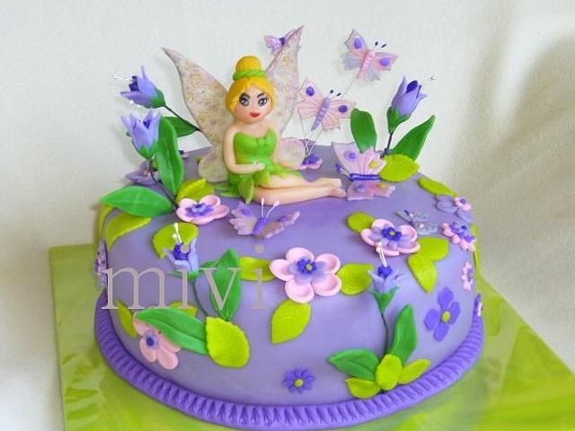 Fairy cake zvonilka