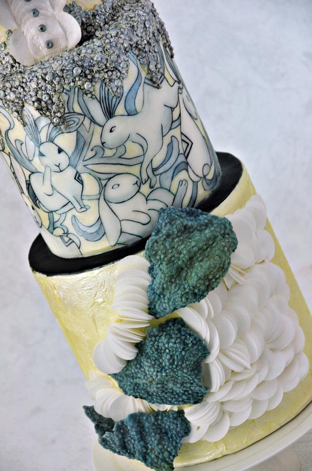Couture Cakers International 2017