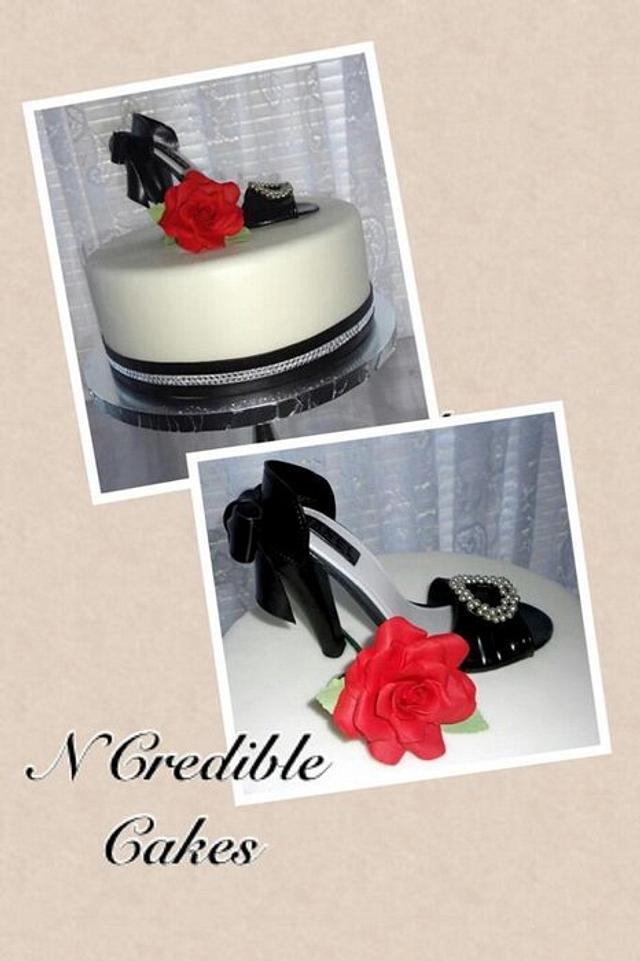 Kaitlyn's cake