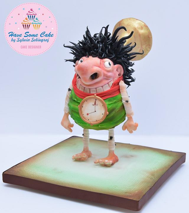 The Stinker from The Mischievians book