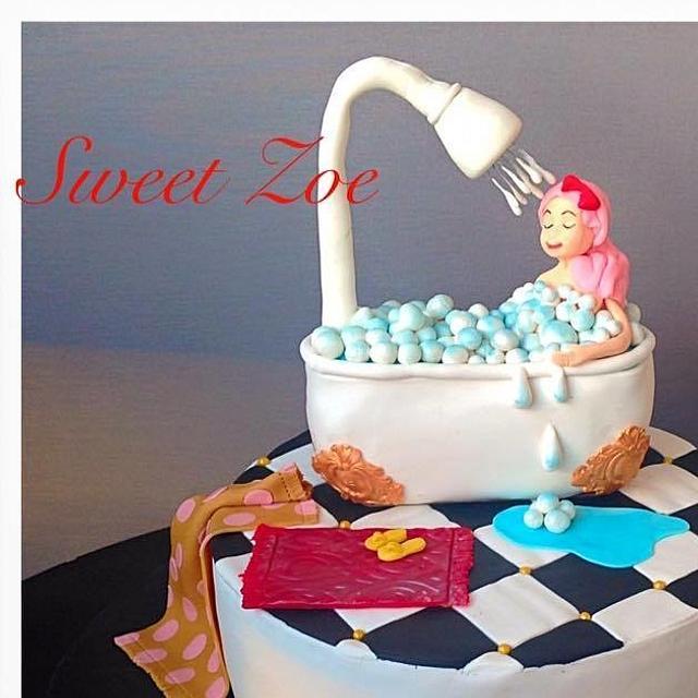 Happy birthday to me Cake