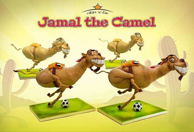 Jamal the Camel