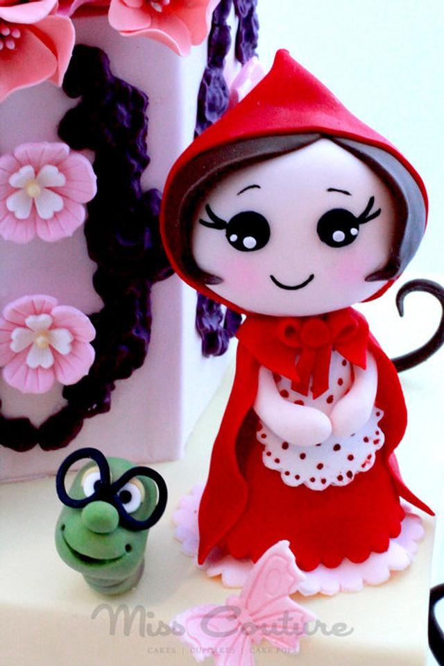 Fables & Fairy Tales - Little Red Riding Hood ~