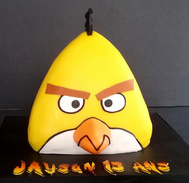 Angry bird (Chuck)