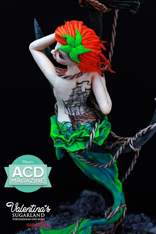 Undine - my mermaid for the ACD Magazine