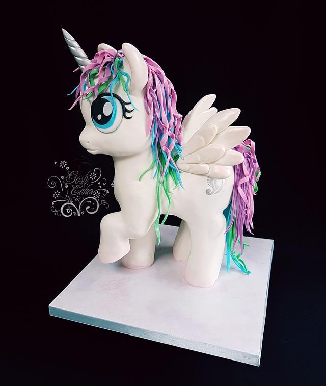 My Little Unicorn Pony