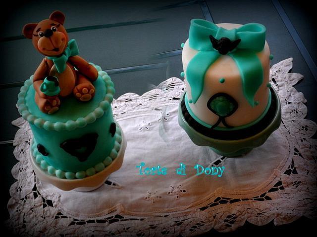 Mini Cake Vintage