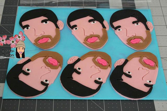 Drake the sweetheart
