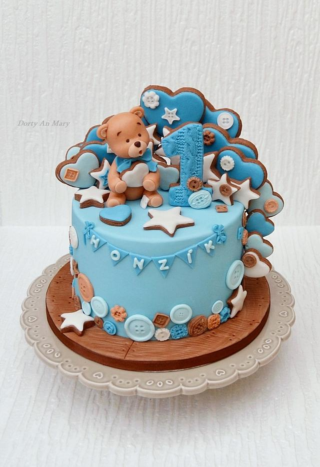Cake for 1st birthday