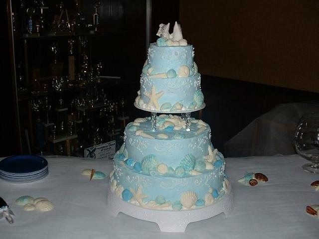 Under the Sea wedding